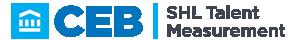 Logo CEB SHL Talent Measurement Solutions